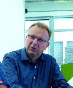 Uwe Hübler, Geschäftsführer der FP InovoLabs GmbH. (Bild: FP InovoLabs)