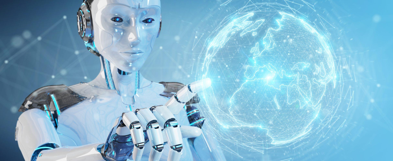 Künstliche Intelligenz: Eine technische Revolution, die mit der Elektrifizierung der Städte und Häuser vor 150 Jahren verglichen wird. (Bild: ©sdecoret/stock.adobe.com)