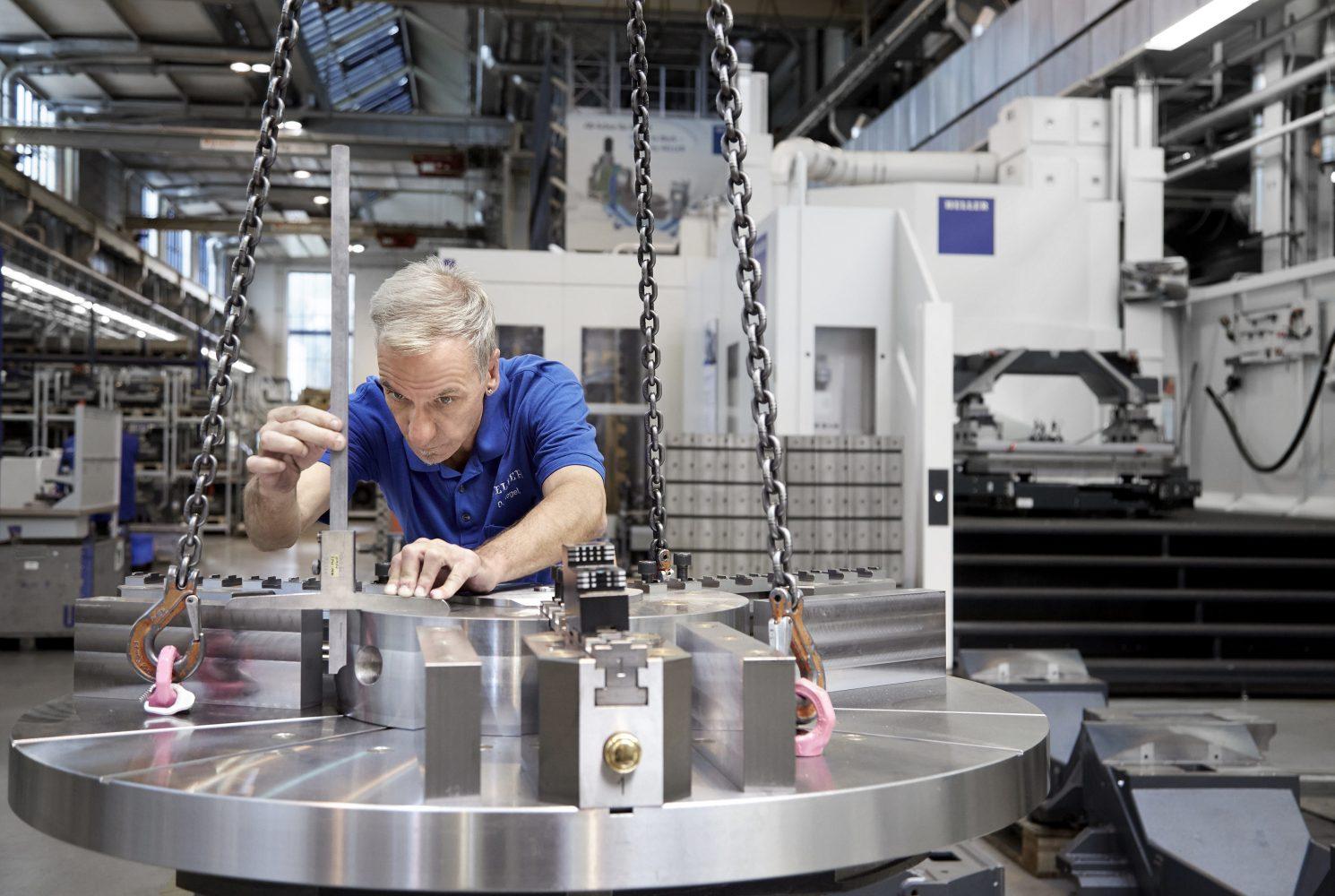 Weltweit beschäftigt die Heller Gruppe rund 2.900 Mitarbeiter (Bild: Gebr. Heller Maschinenfabrik GmbH)