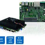 Embedded-Board mit extrahoher Leistung