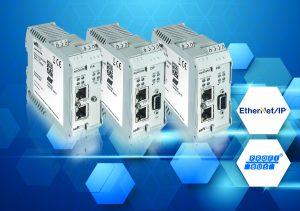 Mit den epGates können Profibus-Geräte an Ethernet/IP-Steuerungen angebunden werden. (Bild: Softing Industrial Automation GmbH)