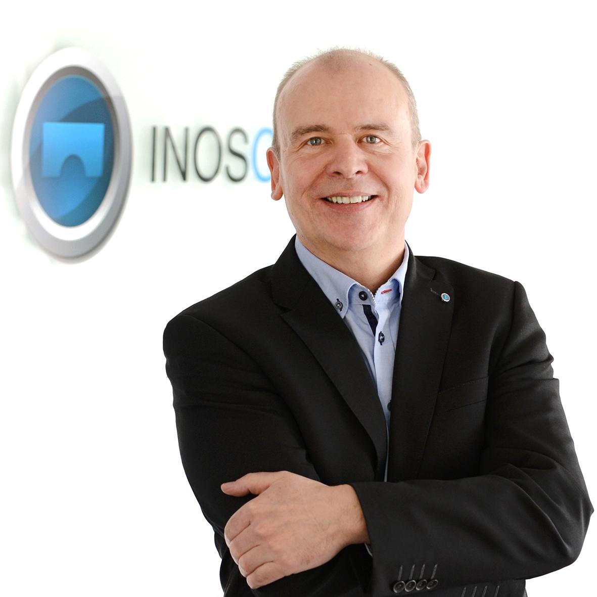 Stefan Niermann, Vertriebsingenieur, Inosoft GmbH (Bild: Inosoft GmbH)