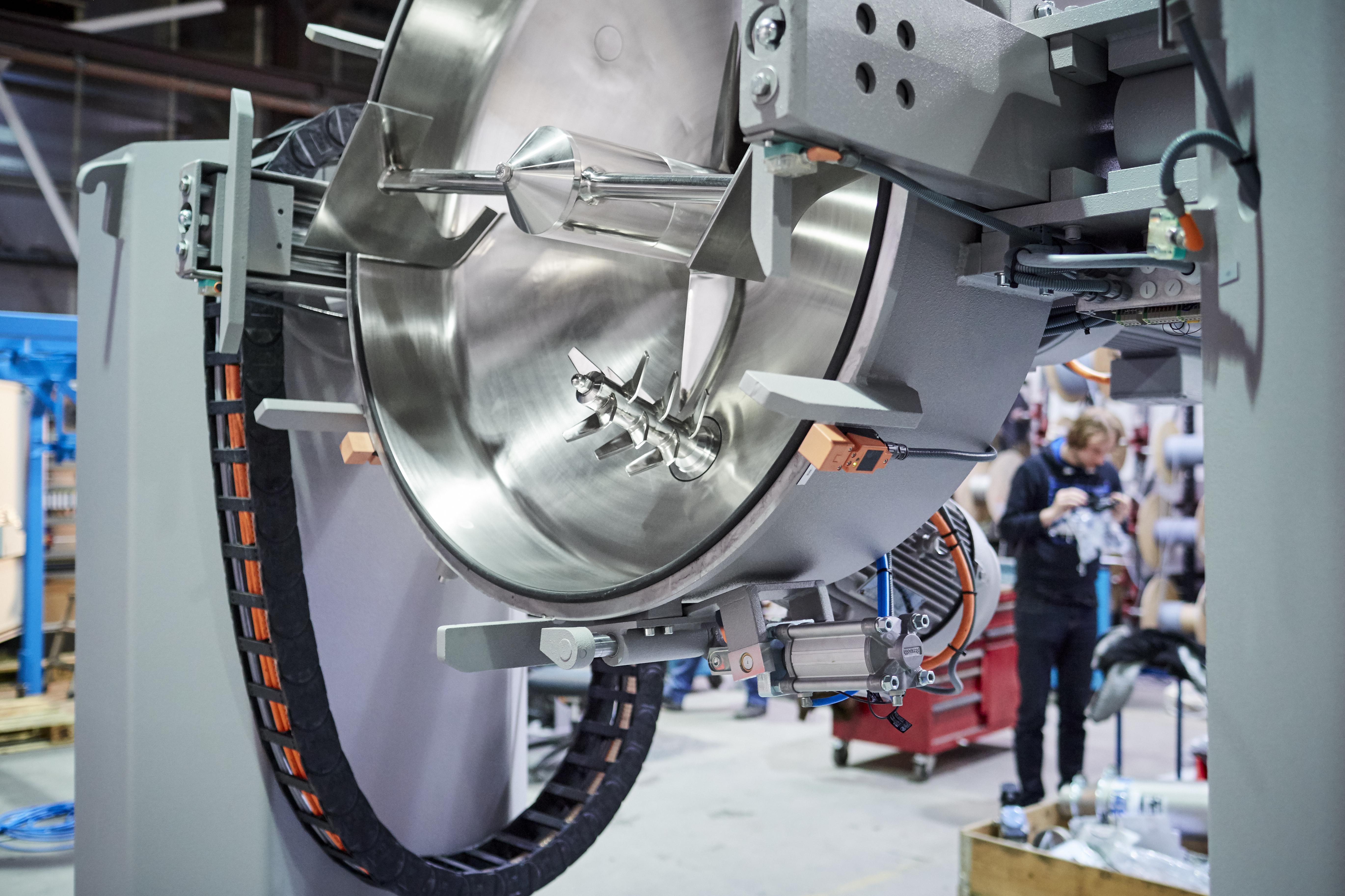 (Bild: Mixaco Maschinenbau)