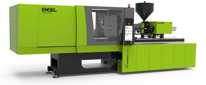 Im Produktionsjahr 2018/19 hat Engel Austria allein am Hauptsitz in Schwertberg 2.850 Spritzgussmaschinen hergestellt. (Bild: Engel Austria GmbH)