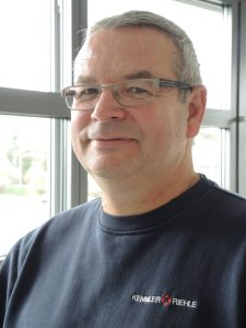 Karl Letzgus, Konstruktionsleiter bei Kemmler + Riehle (Bild: Thomas Löffler, TL Text | Idee | Konzeption)