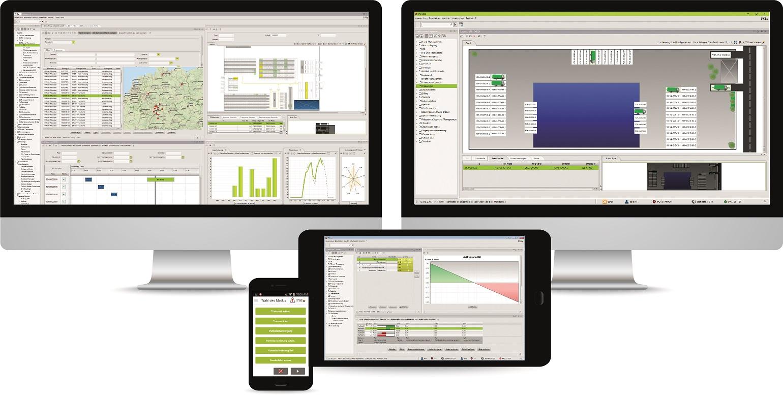 Release 2020 bringt neue Funktionen zur Auswertung von Sendungsdaten bei der Erstellung multikriterieller Transporttarife mit. (Bild: PSI Software AG)