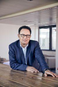 Dr. Sebastian Ritz, CEO, German Edge Cloud (Bild: Rittal GmbH & Co. KG)