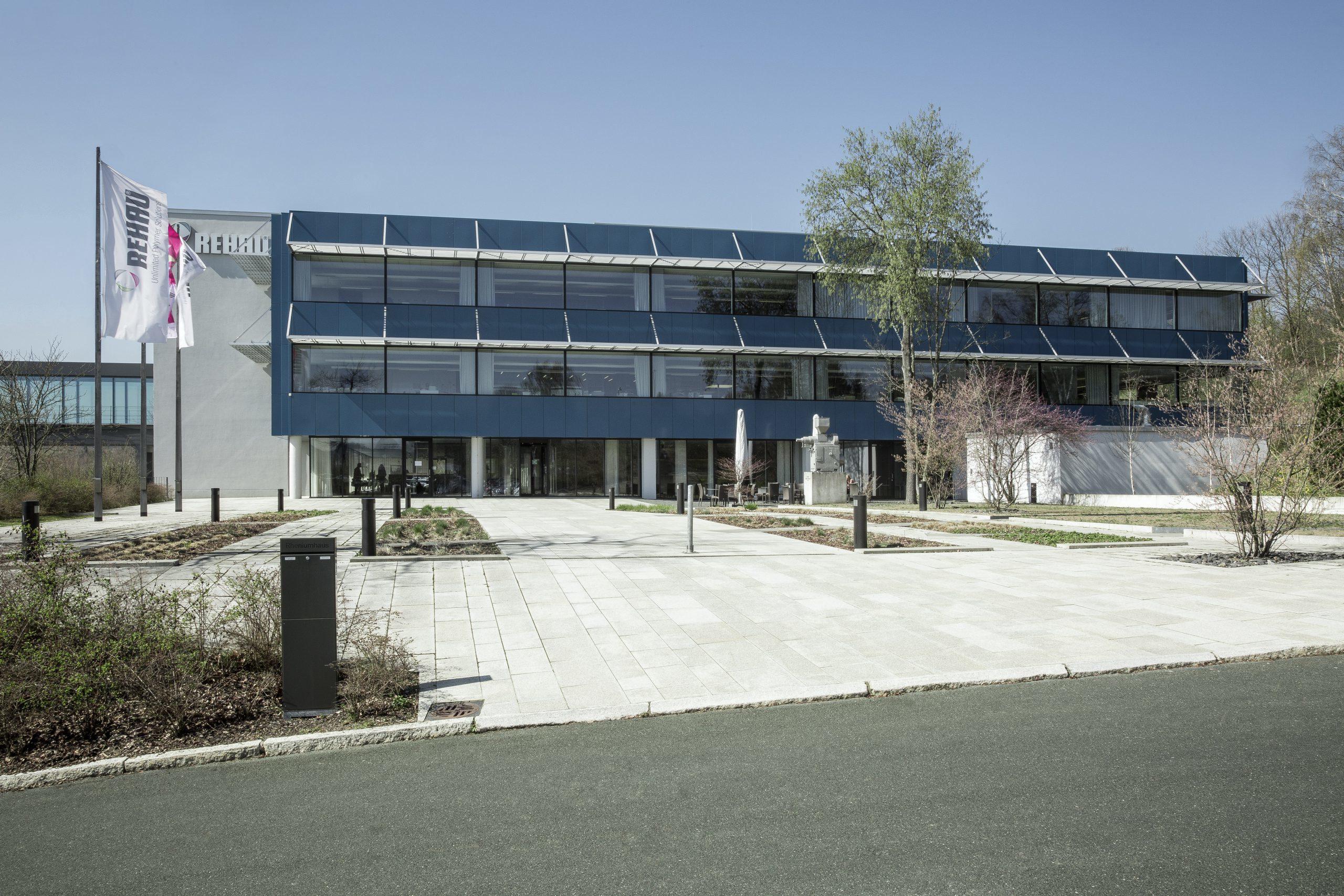 Standort Rehau Rheniumhaus (Bild: WiriTec GmbH)