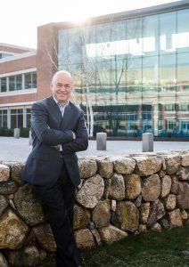 James (Jim) Heppelmann, President und Chief Executive Officer (CEO) von PTC. (Bild: Parametric Technology GmbH)