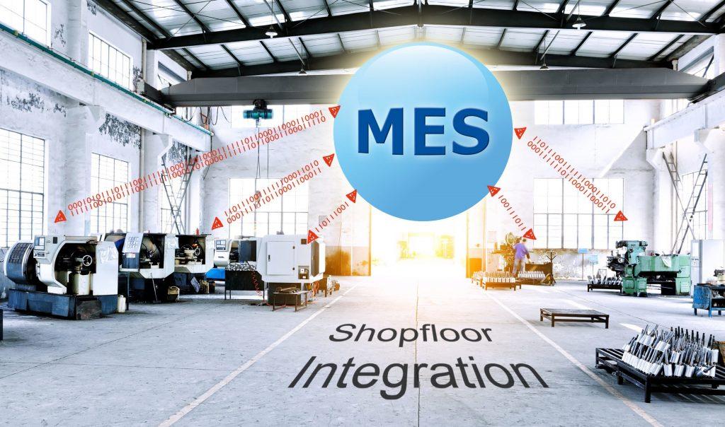 Shopfloor Integration bedeutet ganz einfach Maschinen anbinden (Bild: MPDV / stock.adobe.com - zhu difeng)