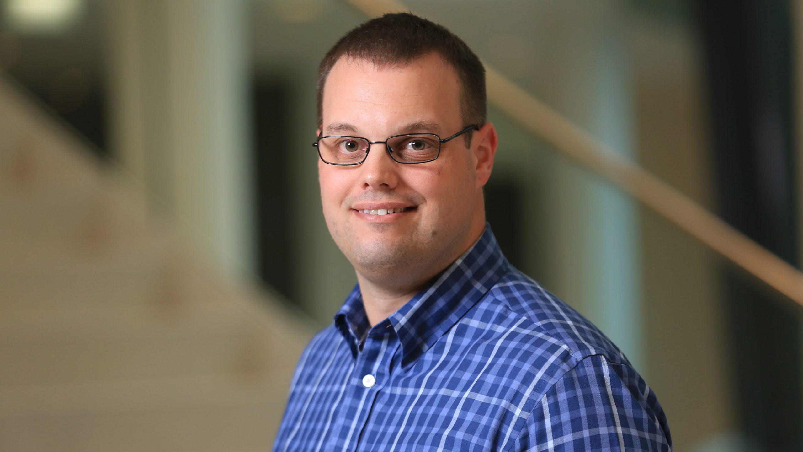 Sander Rotmensen, Head of Product Management Industrial Wireless & Security Components bei Siemens. (Bild: Siemens AG)