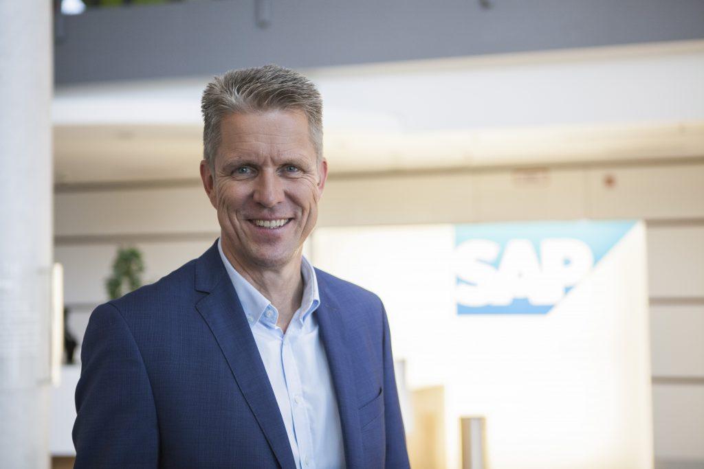Christian Mehrtens, SVP Partner und Mittelstand, Mitglied der Geschäftsleitung bei SAP (Bild: SAP Deutschland SE & Co. KG)