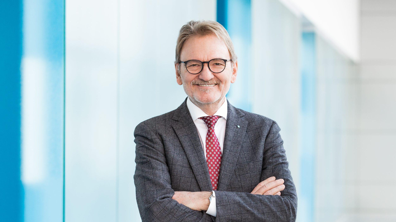 Dr. Volker Kefer ist seit dem 1. Januar 2019 Präsident des VDI e.V.(Bild: VDI Verein Deutscher Ingenieure e.V. / Catrin Moritz)