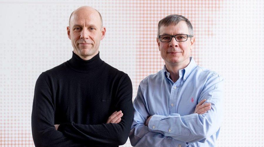 Stefan Trebing (links) und Steffen Himstedt (rechts) sind die geschäftsführenden Gesellschafter von Trebing + Himstedt. (Bild: Trebing & Himstedt Prozeßautomation GmbH & Co. KG)