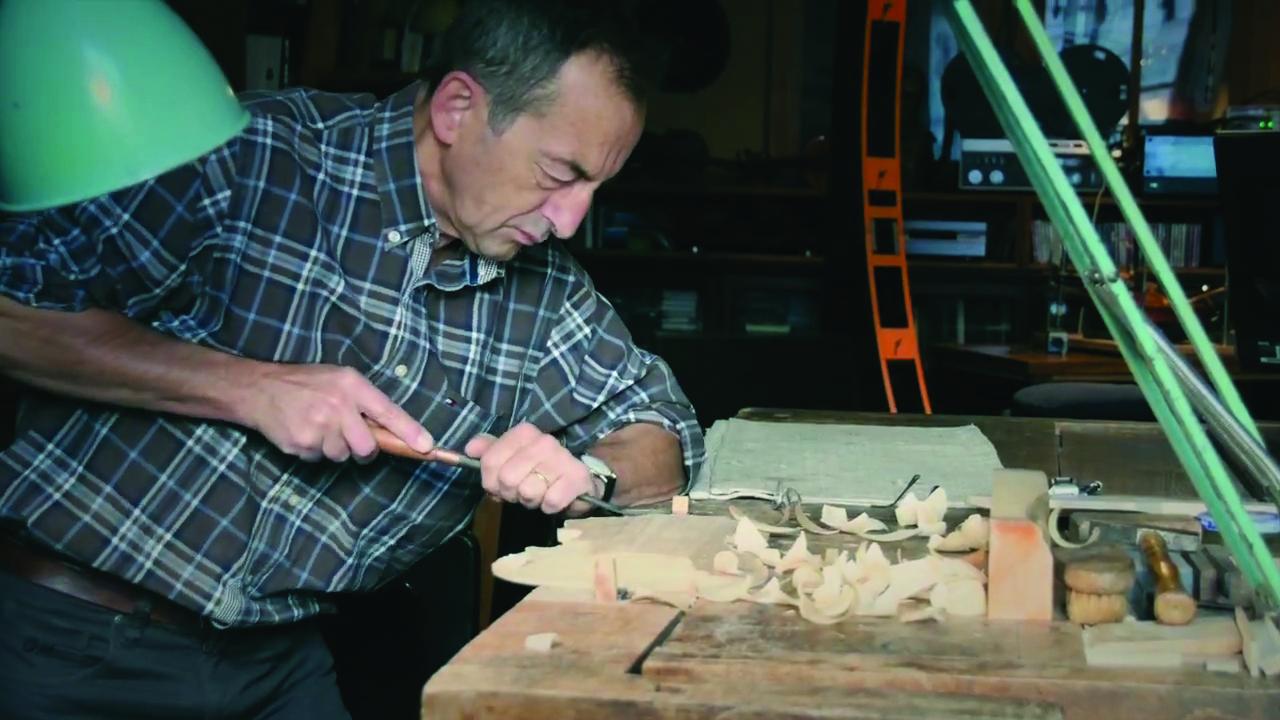 Simulationsgestützt sollen sich ungelöste Fragen zu den Herstellungsverfahren alter Instrumente beantworten lassen. (Bild: Siemens AG)