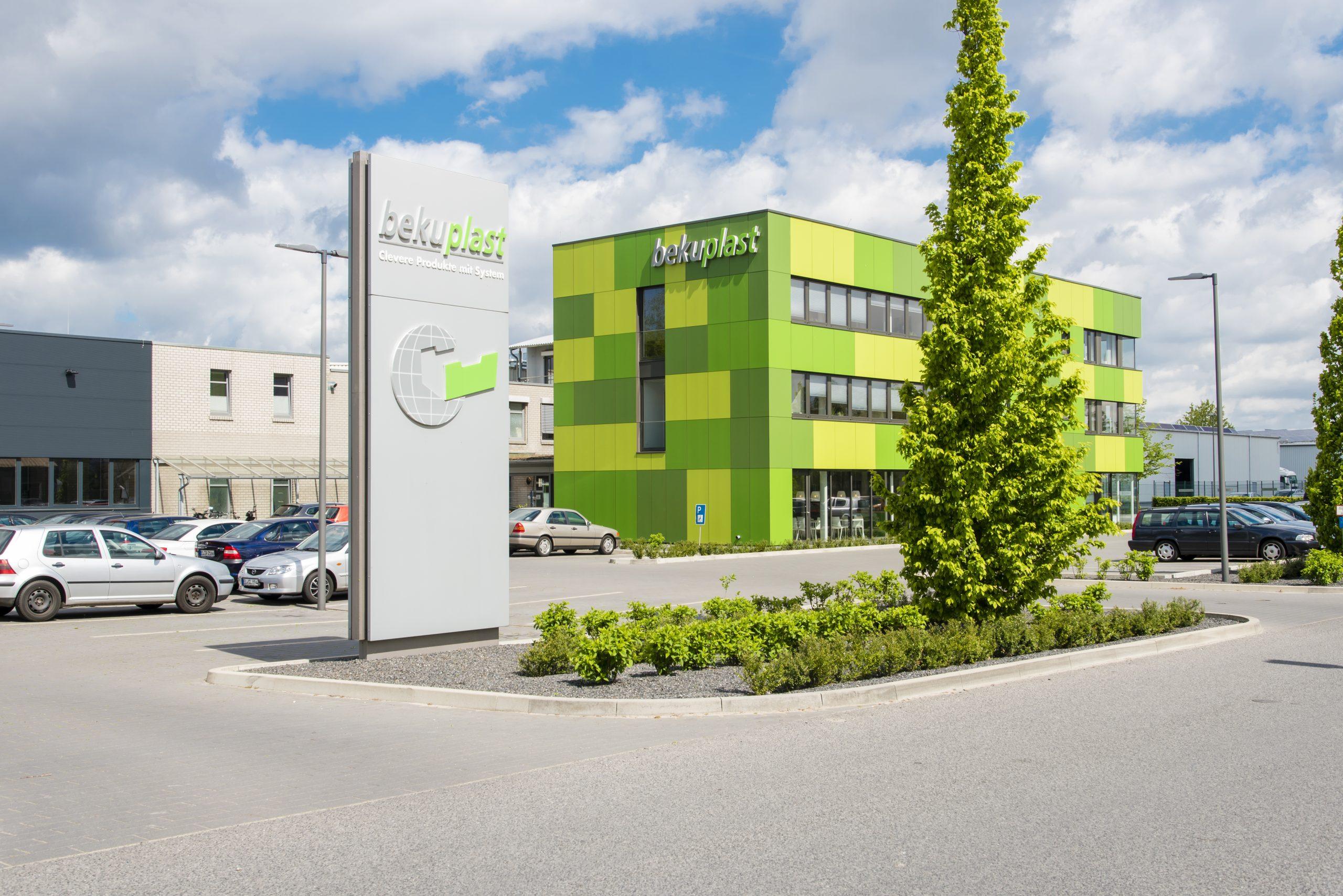 Der Stammsitz von Bekuplast im niedersächsischen Ringe. (Bild: Bekuplast GmbH)