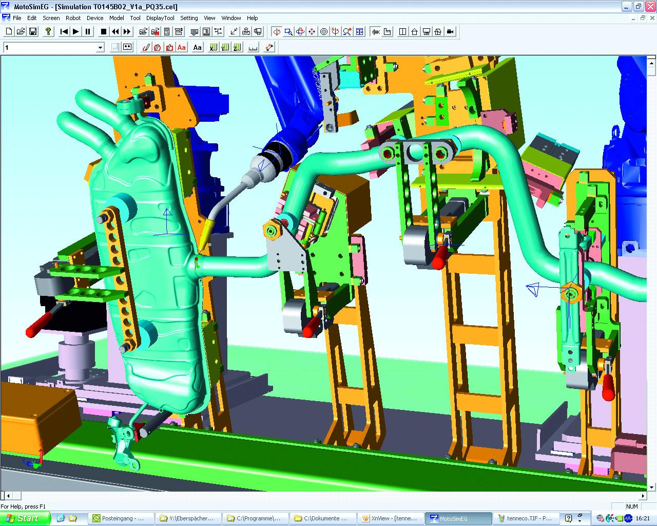 Leistungsfähige Software hilft, Robotik in immer kleineren Firmen zu etablieren. (Bild: Yaskawa)