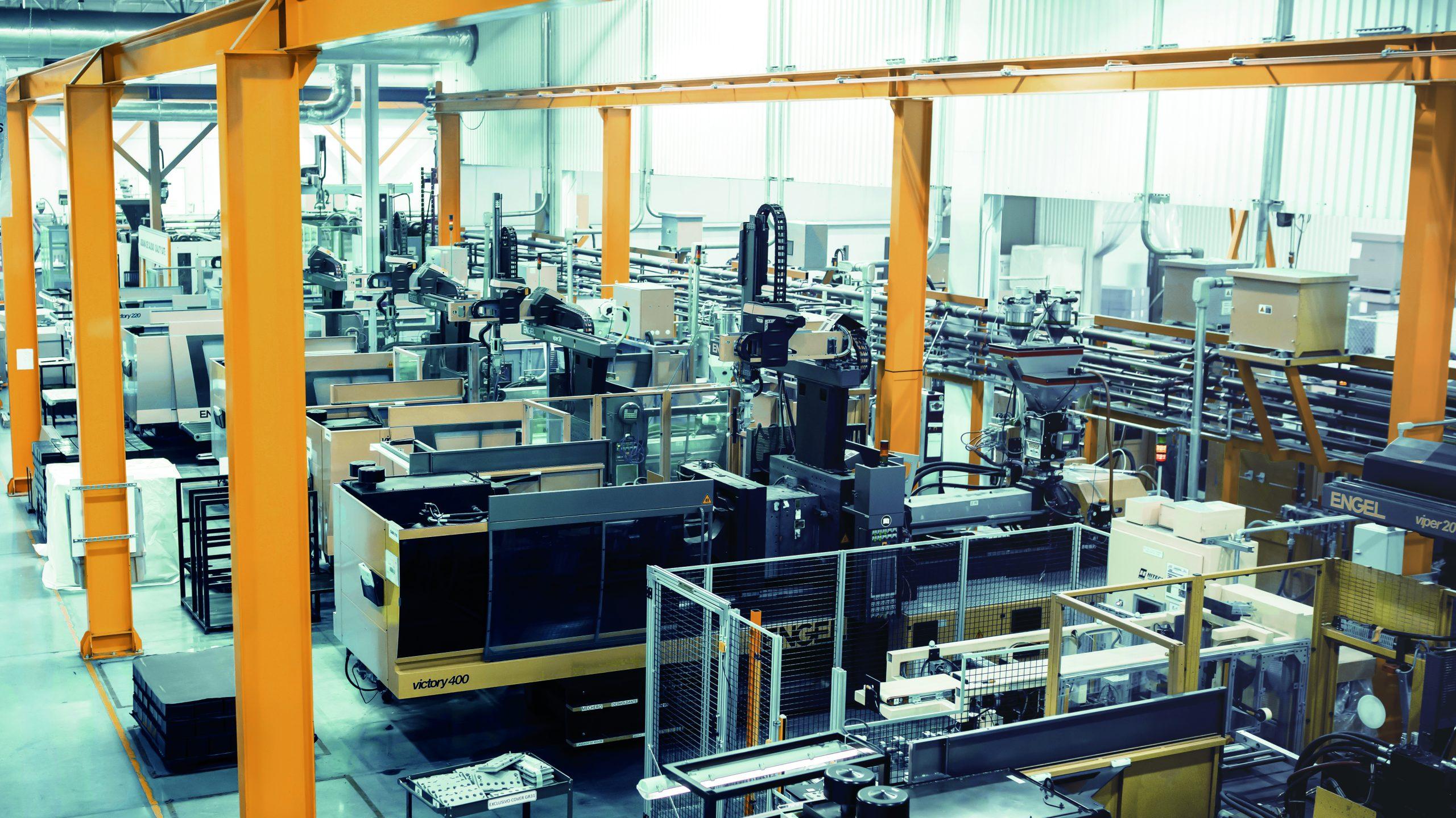 Die kostenlosen Tests der Anwendungen überzeugten bei der Integration des heterogenen Maschinenparks. (Bild: Greiner Packaging International GmbH)