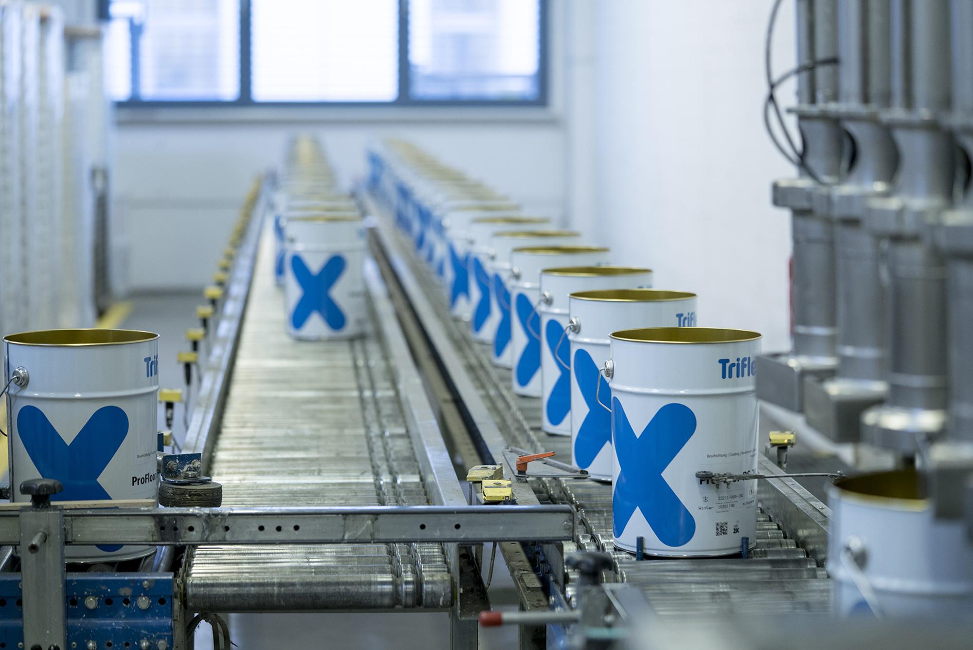 Die Abdichtungssysteme von Triflex sind für eine große Bandbreite von Anwendungen geeignet, vom Balkon bis zum Stadion. (Bild: Triflex)