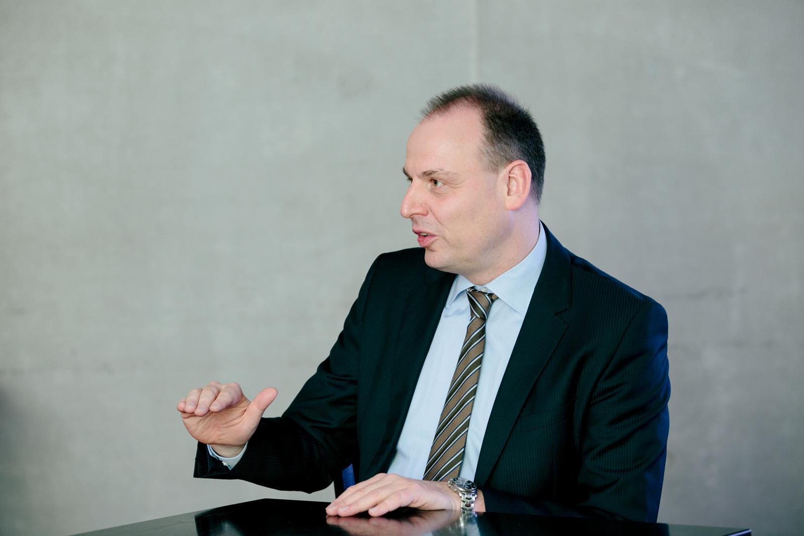 Prof. Michael Weyrich, Institut für Automatisierungstechnik und Softwaresysteme, Universität Stuttgart (Bild: VDI Verein Deutscher Ingenieure e.V.)