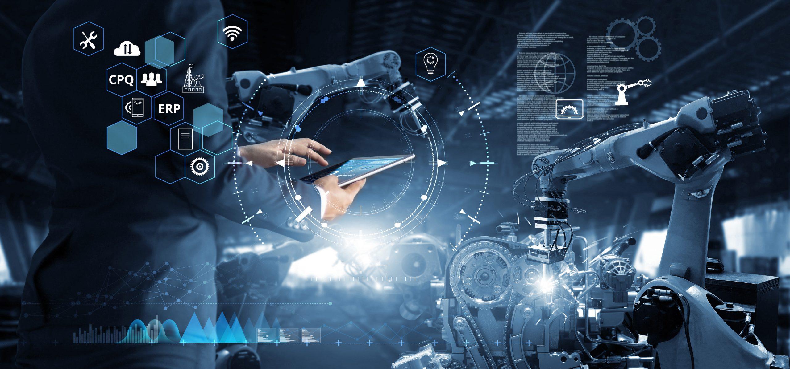 Integration von CPQ & ERP zur End-to-End-Automatisierung des Vertriebsprozesses (Bild: ©ipopba/adobe.stock.com)