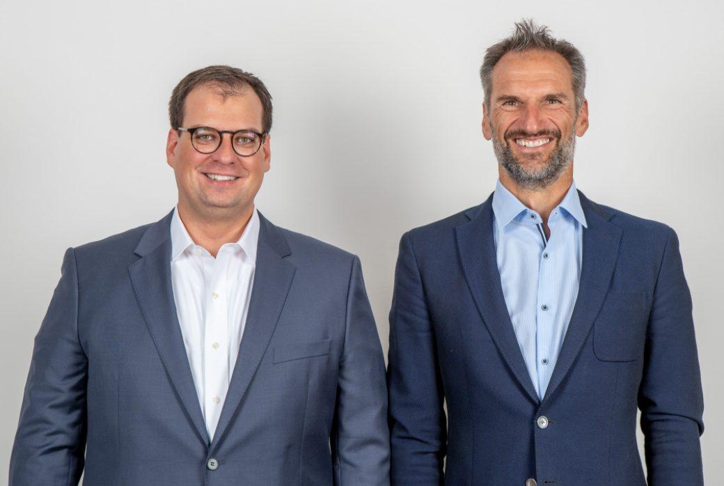 Das Gründerduo Philipp Kirschenhofer (links) und Michael Schwarz (Bild: Emocean GmbH)