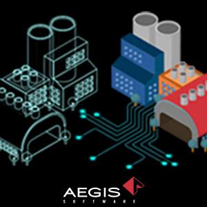 Die MES-Suite FactoryLogix ist als Plattform mit konfigurierbaren Modulen konzipiert. (Bild: Aegis Software GmbH)