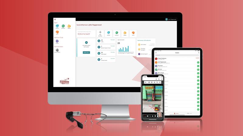 Release 3.0 kommt mit überarbeitetem Design-Interface auf den Markt. (Bild: Ubimax GmbH)