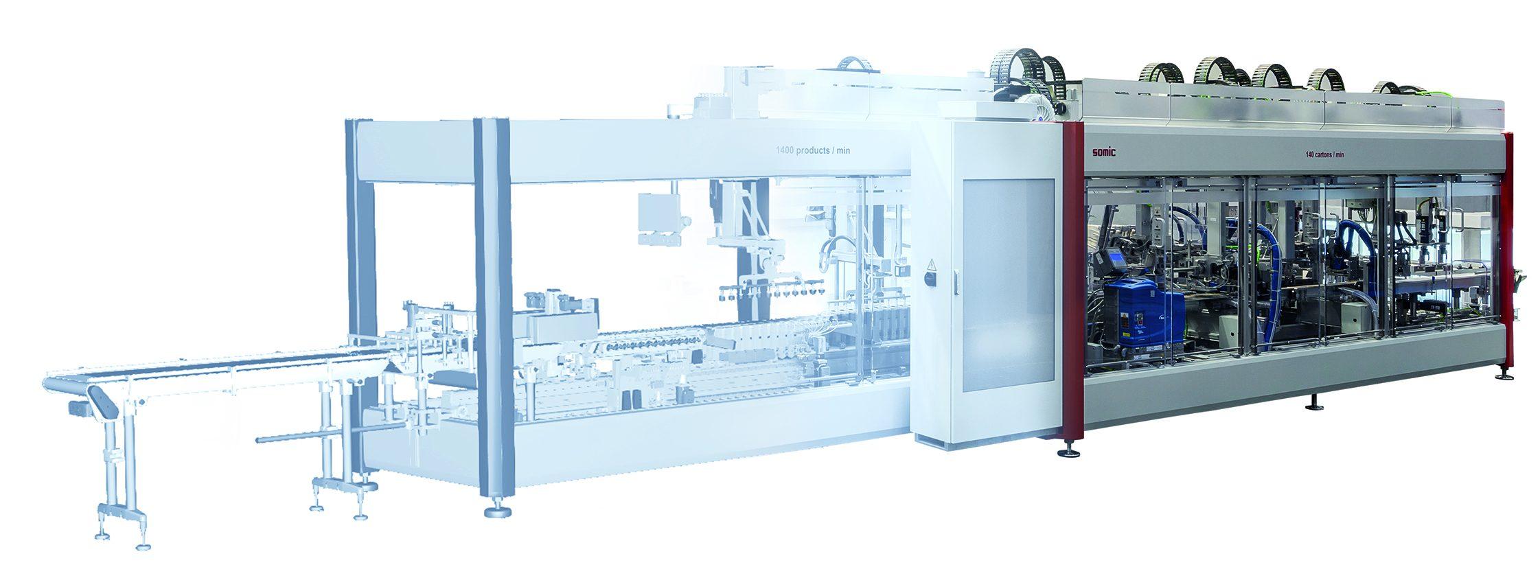 (Bild: Somic Verpackungsmaschinen GmbH & Co. KG / Machineering GmbH & Co. KG)