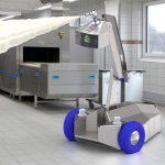 Mobiler Reinigungsroboter für die Produktion