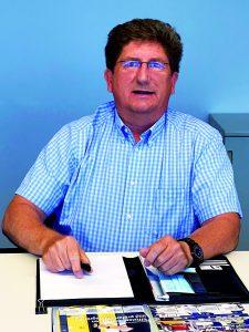Stefan Götz ist geschäftsführender Gesellschafter der TL Electronic in Bergirchen-Feldgeding bei München. (Bild: TL Electronic GmbH)