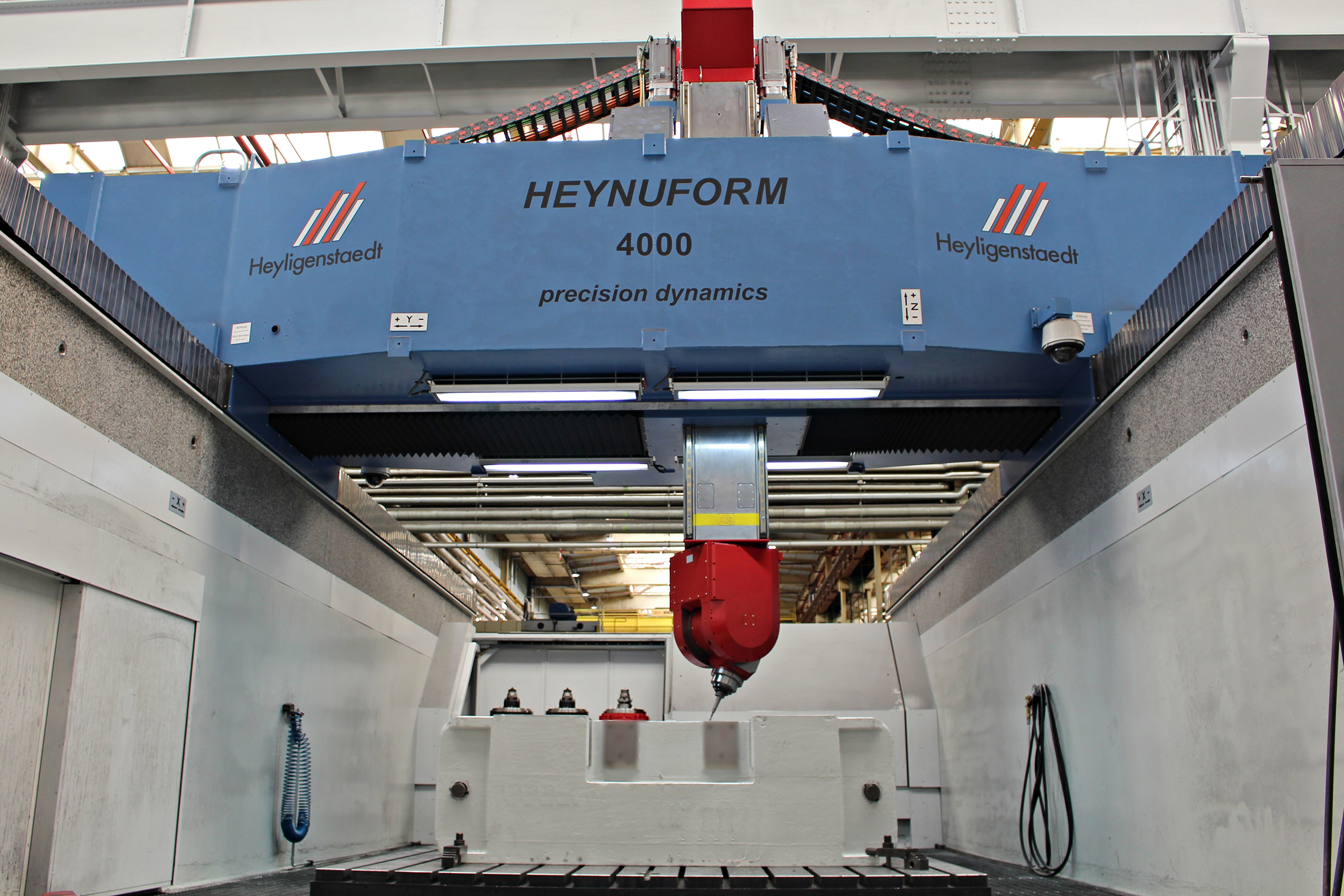 (Bild: Heyligenstaedt Werkzeugmaschinen GmbH)