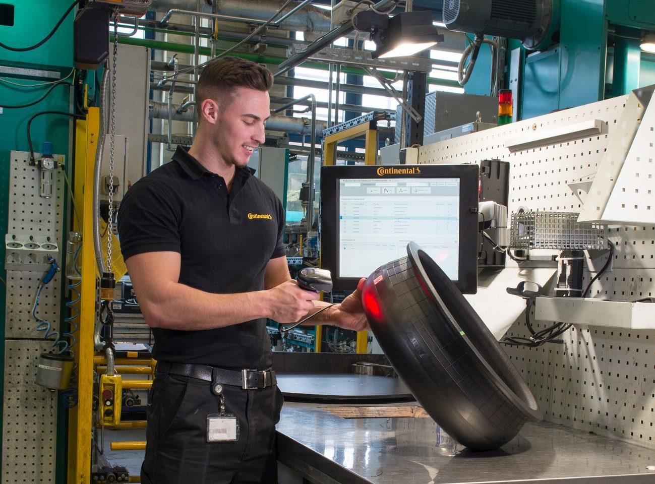 Online-Maschinenintegration mit Übergabe der Prozessparameter von SAP ME (Bild: IGZ Ingenieurgesellschaft für logistische Informationssysteme mbH)
