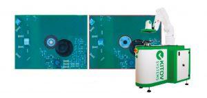 Soll-Ist-Vergleich fehlende Schraube (Bild: ATEcare Service GmbH & Co. KG)