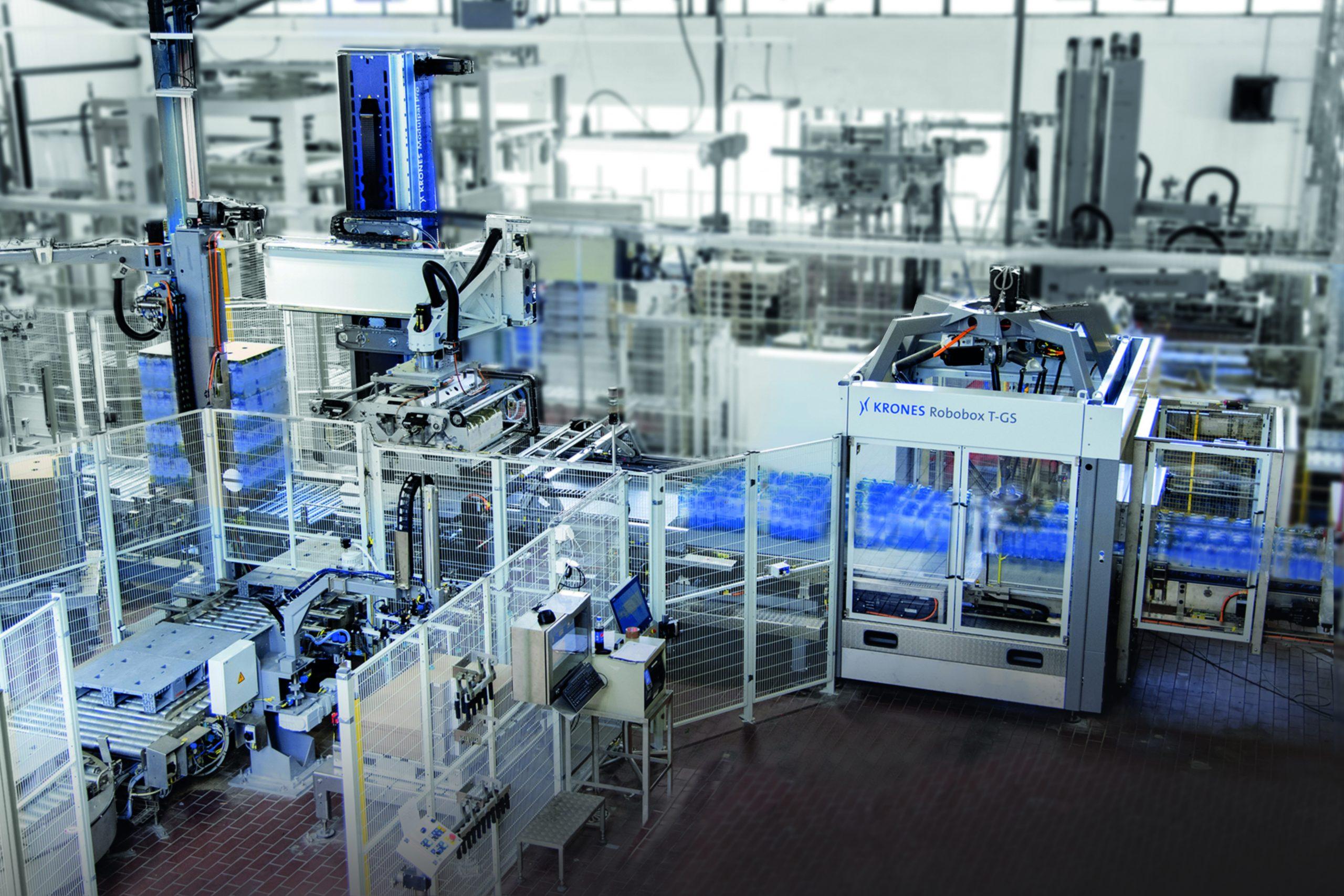 Robobox T-GS von Krones (Bild: Krones AG)