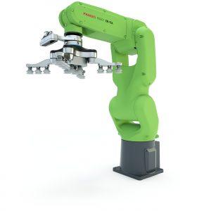 Die Ausstattung eines Cobots mit einem Sehsinn ist eine sinnvolle Ergänzung für Unternehmen, um auch in Zukunft produktiv und damit wettbewerbsfähig zu bleiben. (Bild: OnRobot A/S)