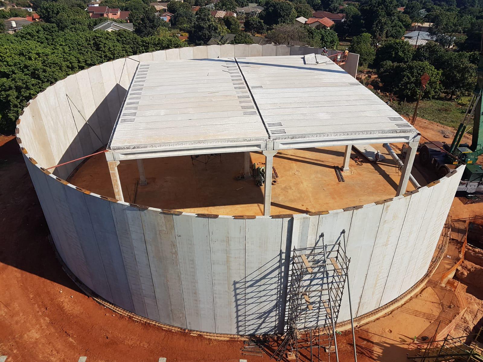 Corestruc liefert Betonfertigteile etwa für Bauvorhaben der öffentlichen Hand. (Bild: DocuWare Europe GmbH)