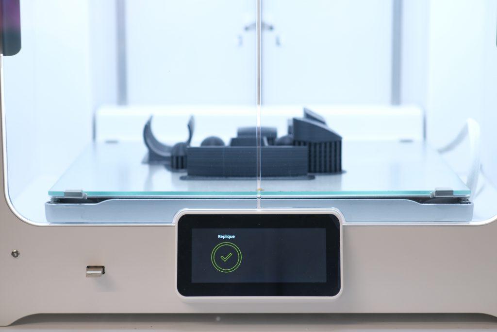 Replique hat eine Plattform zur virtuellen Lagerung, nachfragebasierten Herstellung und Auftragsabwicklung von Teilen vorgestellt. (Bild: Replique - a Venture of Chemovator GmbH)