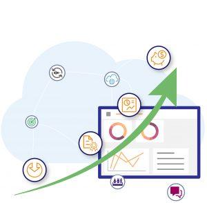 Cloud Essentials ist eine Cloud-Werkzeugverwaltung für kleine zerspanende Unternehmen. (Bild: TDM Systems GmbH)
