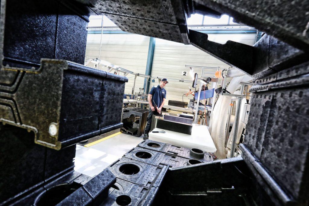 70 Mitarbeiter nutzen bei Ruch Novaplast heute die modulare ECM-Lösung. (Bild: Ruch Novaplast GmbH)