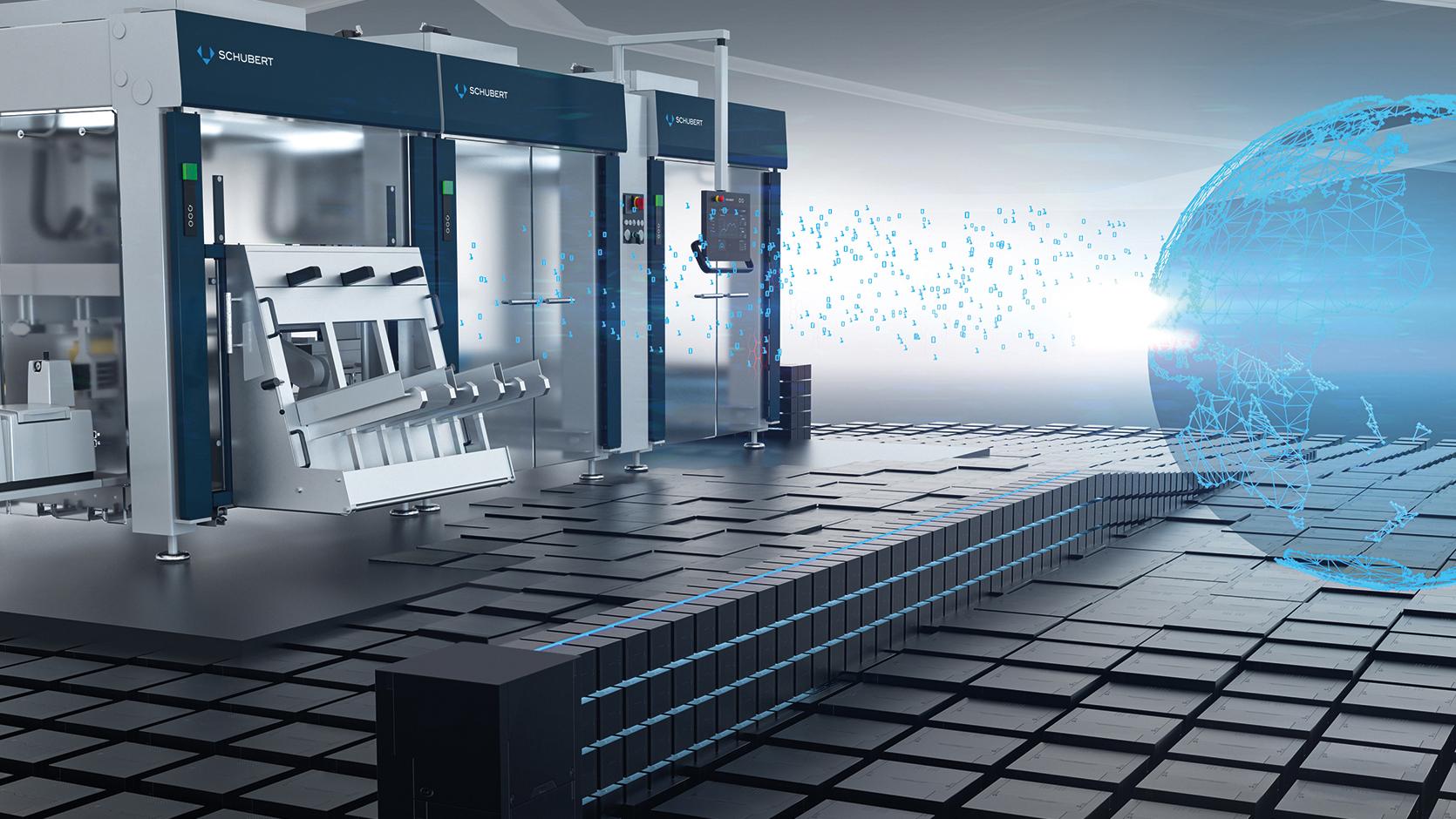 """""""Hardware follows software"""": Mit Edge Computing eine optimale, günstige und unkomplizierte Anbindung von Sensoren an die Cloud. (Bild: Schubert System Elektronik GmbH)"""