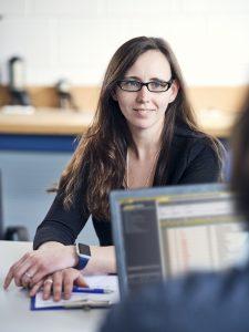 Nicole Gsenger ist bei Gedore für Vertrieb und Organisation verantwortlich. (Bild: Industrial Application Software GmbH )