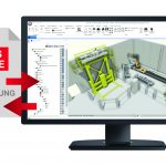 Fe.Screen-Sim übernimmt jetzt CAD-Daten