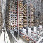 Modernisierte Logistik und Produktion