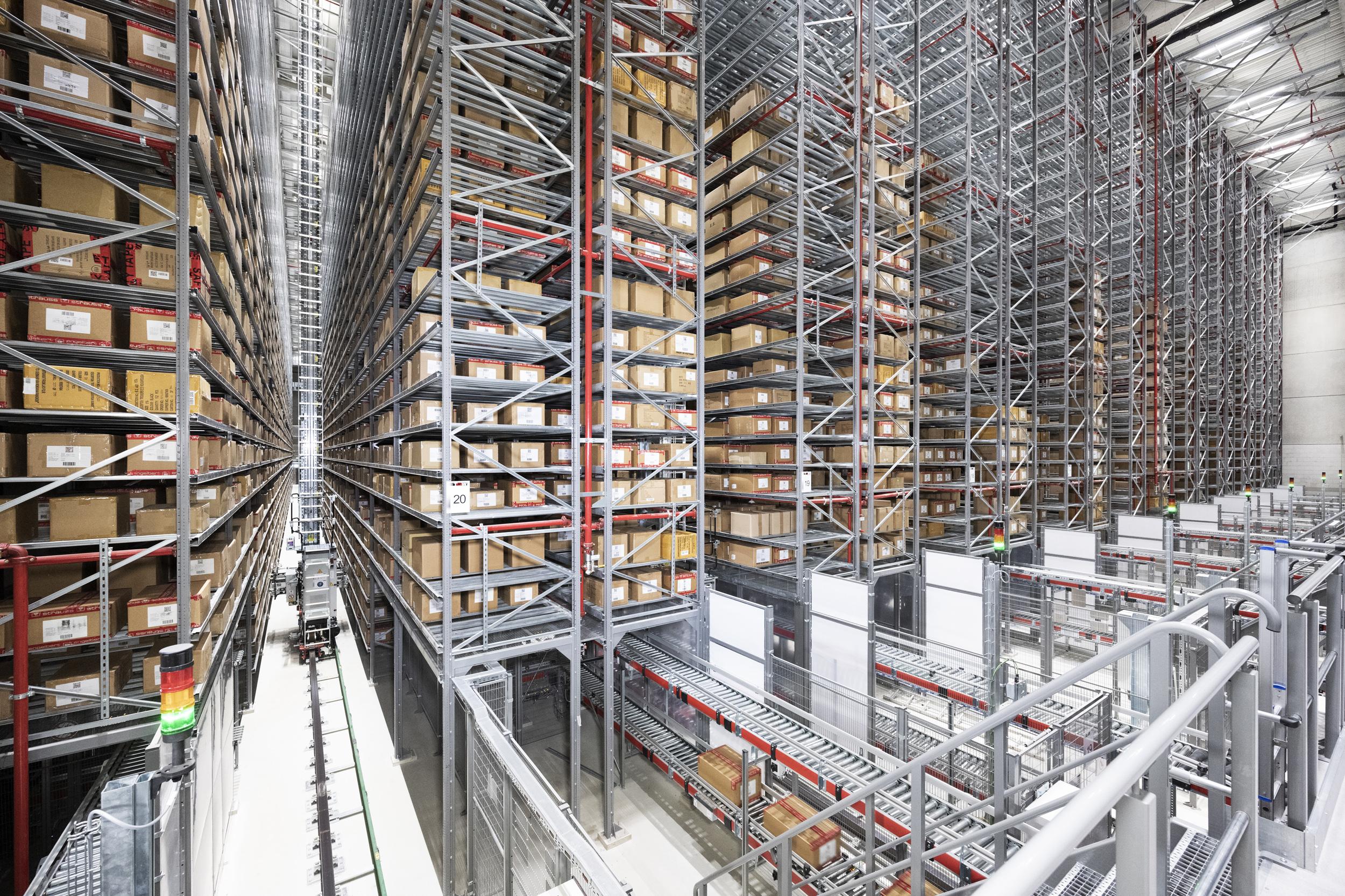 (Bild: TGW Logistics Group GmbH)
