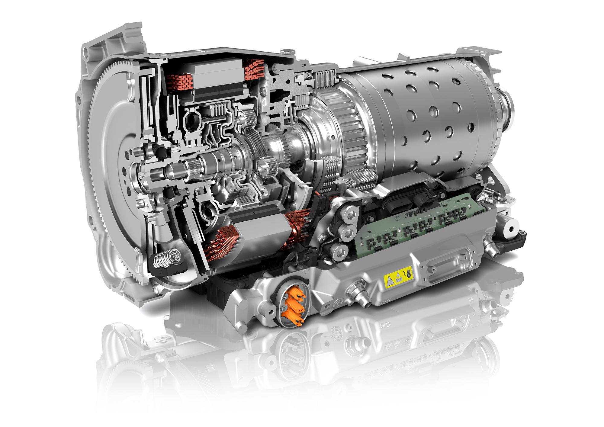 Getriebe zählen zu den mechanisch anspruchsvollsten Baugruppen eines Kraftfahrzeugs. Die Getriebelösungen von ZF werden allerdings auch in Industrieanlagen wie Tunnelbohrmaschinen eingesetzt. (Bild: ZF Friedrichshafen AG)