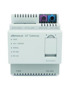 Über ein mitgeliefertes SDK lassen sich eigene Anwendungen erstellen, die über das Gateway laufen. (Bild: Devolo AG)