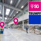 5G-Ortungslösung für die Industrie